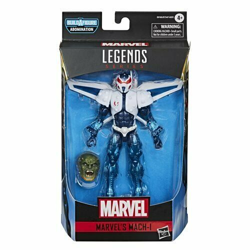IN STOCK! Avengers Video Game Marvel Legends 6-Inch Mach-1 Action Fig By HASBRO