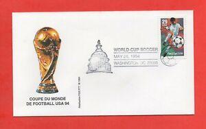 FDC 1994 - Copa Del Mundo de Fútbol Estados Unidos 94 (1055)