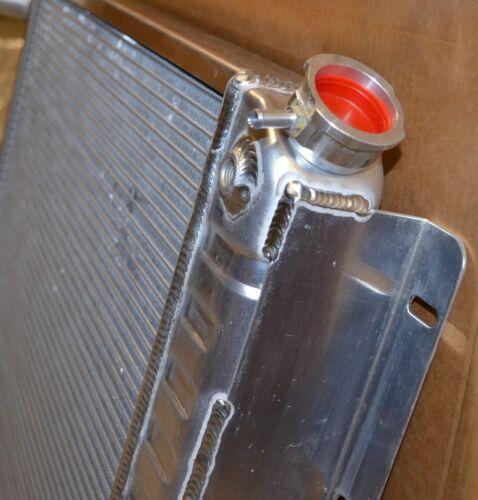 67-69 CAMARO FIREBIRD ALUMINUM Radiator Direct Fit A MUST READ!