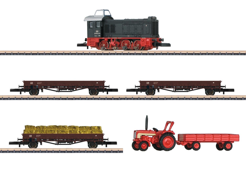marklin 81772 Traccia Z Zugpackung più facilmente treno merci delle DB 5 PZ  neu in OVP