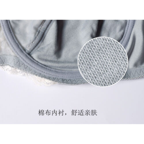 Womens Plus Size 10-30 DDDFFGH Lace Bra Non Padded underwire Minimiser Brassiere