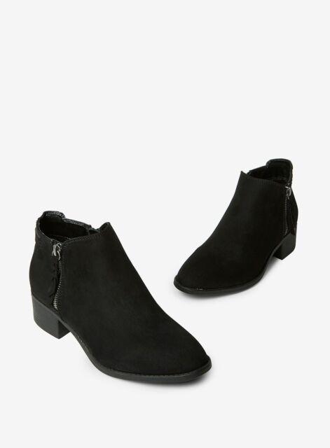 Dorothy Perkins Womens UK Size 5 Black