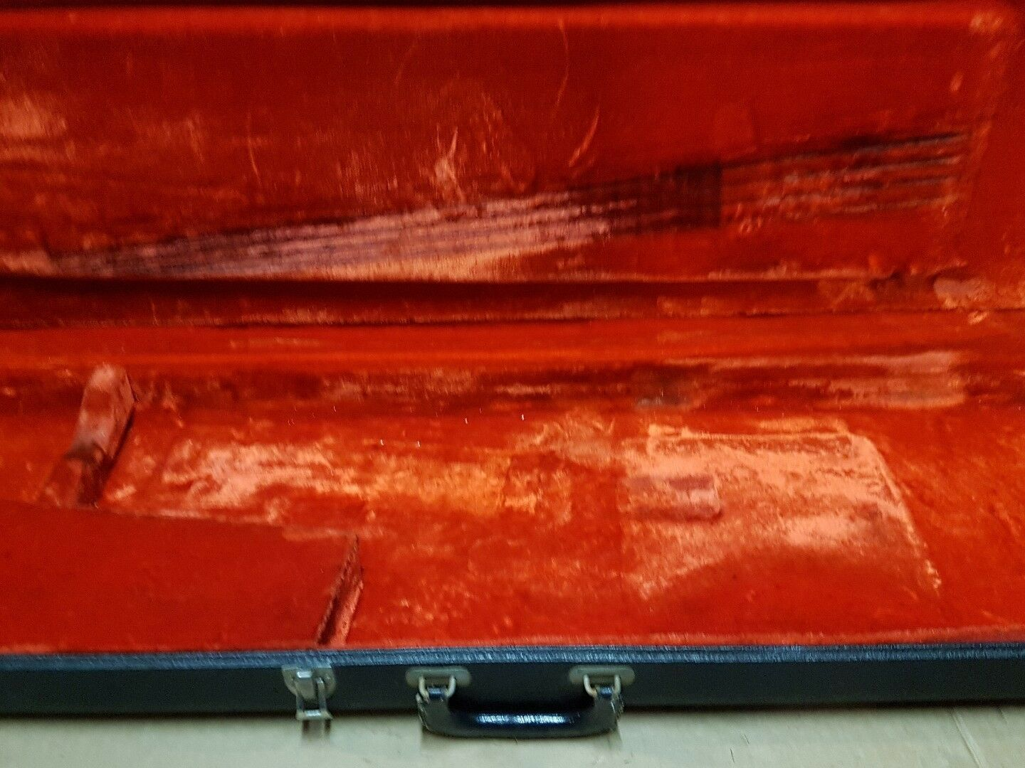 1971 FENDER PRECISION   JAZZ BASS CASE - made in USA