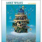 Mike Wilks 2017 Wall Calendar 9780764973130 Paperback