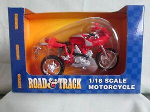 Maisto-1-18-Ducati-MH-900-E-Diecast-Motorcycle