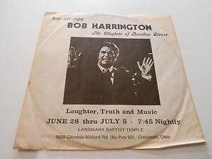 BOB-HARRINGTON-LANDMARK-BAPTIST-TEMPLE-CINN-OHIO-COVER-Vg-R-ABT-OR-M