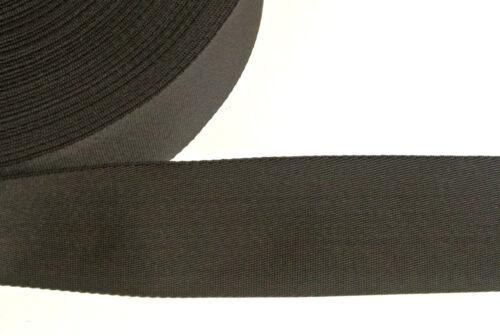 x5 cinturones x10 correas x25 metros para bolsas artesanías Cinta de ancho en 2 Colores 64mm x2