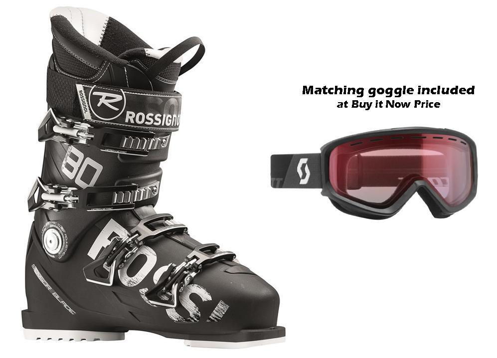 Rossignol AllSpeed 80 ski boots 26.5 (inc  Goggles at Buy it Now price) NEW 2019  at cheap
