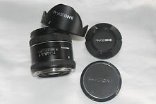 Phase One 45mm 1:2.8 for 645 AFD,645 DF ,645 DF+