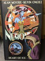 Nemo Heart of Ice Alan Moore Hardcover Graphic Novel Top Shelf HC Indy NEW