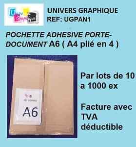 Pochette-porte-document-A6-adhesive-de-10-a-1000-ex