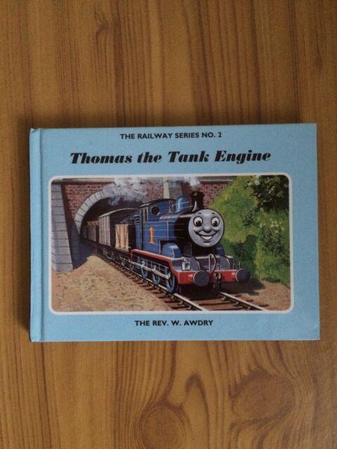Thomas the Tank Engine by Rev. W. Awdry (Hardback, 1993)