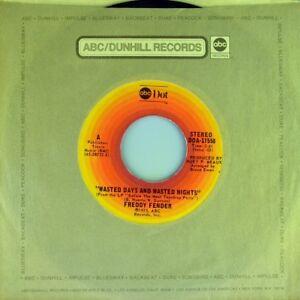 7-034-FREDDY-FENDER-Wasted-Days-And-Nights-Love-My-Rancho-Grande-ABC-Tex-Mex-1975
