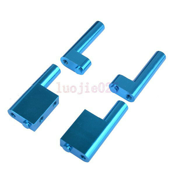 102003 HSP Radio Tray Post 2 Sets For RC 1/10 Car 102203 Blue Upgrade Parts