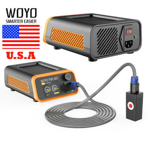 USA Stock 110V HOTBOX WOYO PDR007 Paintless Car Dent Repair Removal Tool
