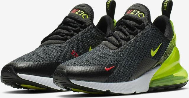 Homme Nike Air Max 270 se Black Volt Baskets AQ9164 005