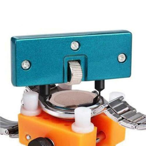Uhr Reparatur Werkzeug Kit Zurück Öffner Abdeckung Schraubenschlüssel Remov R9F4