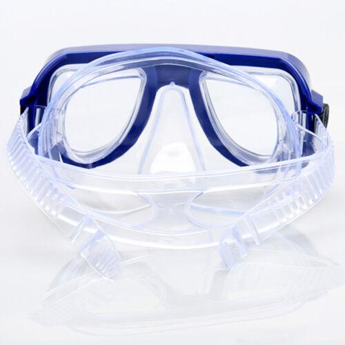Kids Diving Mask Snorkel Set Anti Fog Goggles Snorkeling Mask Swimming Dry Tube*