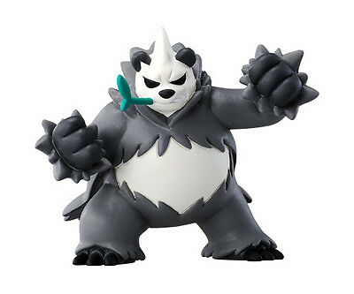 Pokemon XY 2014 Anime Manga Figure Monster Collection Toy MC-023 Pangoro