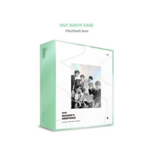 BTS-2020-SEASON-039-S-GREETINGS-Desk-Calendar-Diary-MakingDVD-Postcards-trackingNum