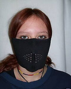 masque protection demi cagoule