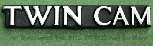 GENUINE ROVER 216 GTi TWIN CAM BADGE DAM10024 ORIGINAL AUSTIN ROVER ITEM