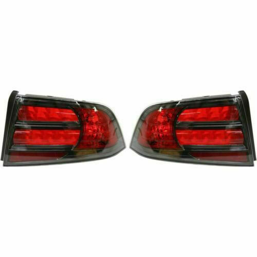 New Tail Light Assembly Set Of 2 LH & RH Fits 2007-2008