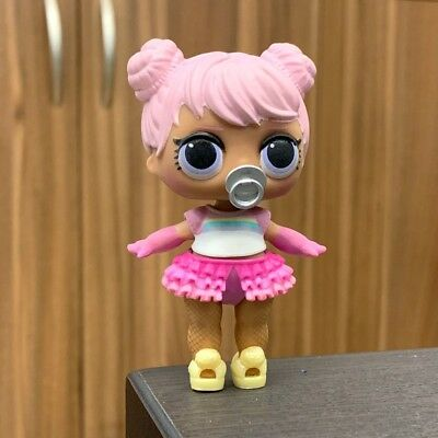 Dusk Baby Doll Big Sister Confetti Pop Series 3 wave 1 Toys Opposite Club Rare