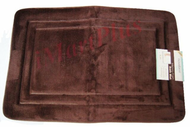 "Luxurious Comfort Memory Foam Bath Mat 7/8' THICK 36""x24"" by Sleep Innovations 1"