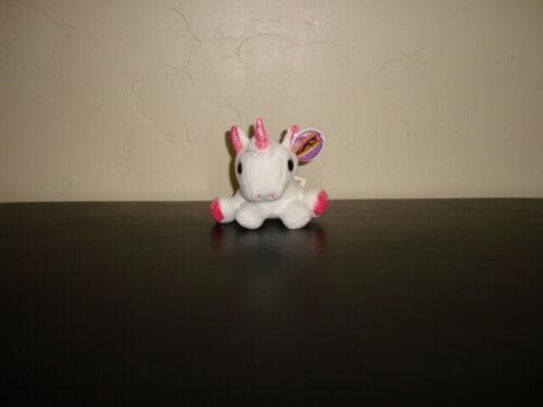 """5/"""" Surprizamals U PICK White Unicorn Pink Dog White Blue Fox Wolf 3/"""""""