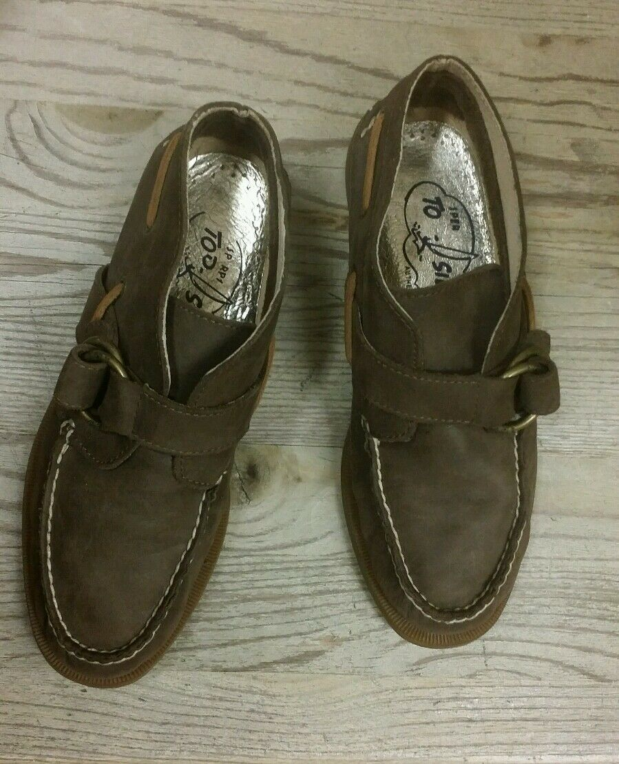 Sperry Top Sider women Ankle high Boat shoes 7 7 7 rare 501a99