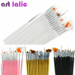 15pcs-Nail-Art-Gel-Design-Pen-PaInting-Polish-Brush-Dotting-Drawing-Tool-Set