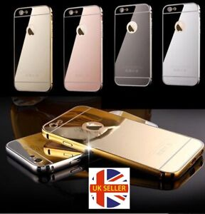 Luxury-Shockproof-Ultra-Thin-Metal-Aluminium-Mirror-iPhone-5-6-7-Case-Cover