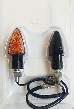 FRECCE NERE a LAMPADA CORTE OMOLOGATE per BENELLI Jarno 125 - K2 100 - K2 50