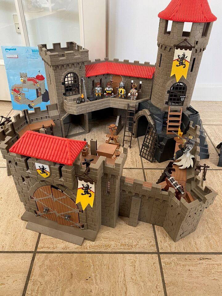 Playmobil, Borg/ slot, Playmobil