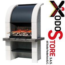 Barbecue muratura a legna,carbonella SUNDAY MONTREAL CRYSTAL - offerta BBQ