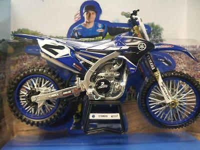 1//12 Scale NewRay toys NEW 2017 Yamaha YZF 450  Motocross Bike Model