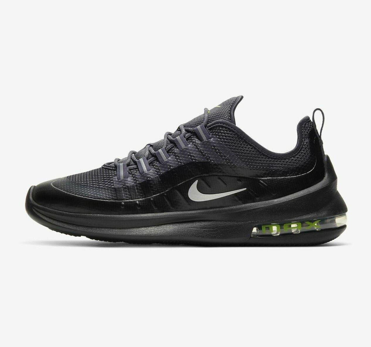 Nike Air Max Axis Prem Thunder Grey Silver AA2148-009 Running Shoes Men's  NEW