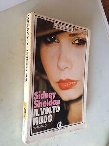 best-sellers-oscar-mondadori-N-25-il-volto-nudo-sidney-sheldon-1-ed-1985