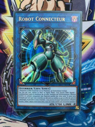 Yu-gi-oh robot ct15-fr010 connector//ultra rare