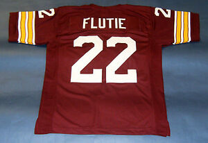 brand new 7f7c8 4b2e0 Details about DOUG FLUTIE CUSTOM BOSTON COLLEGE EAGLES JERSEY BC HEISMAN