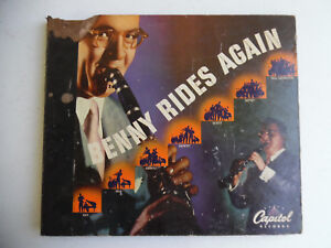 Benny-Rides-Again-Capitol-Down-Down-Down-Soft-as-Spring-4-Lot-78rpm-10-034-198-5I