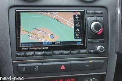 AUDI    Navigation       Plus    RNSE Radio    A3    DVD GPS 8P0 035 193