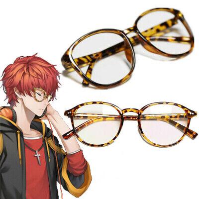 Anime Mystic Messenger 707 Luciel Choi Glasses Eyeglasses ...