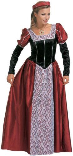 Ma Dame Mary-Ann damoiselle costume nouveau-femmes Carnaval Déguisement KO