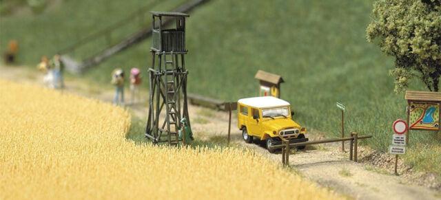 HO Scale Scenery - 1204 - Wheat Field