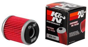 KN-141-Filtro-K-amp-n-Oil-Powersports-KN-Powersports-filtros-de-aceite