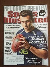 Johnny Manziel Sports Illustrated Cleveland Browns Texas A&M Aggies 5/5/14