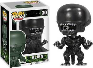 Alien Pop! Vinyl Figure * NEW * Funko * black aliens movie figurine