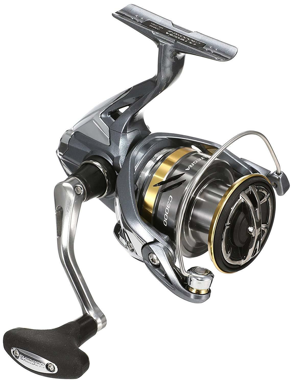 Shimano Spinning Fishing Reel 17  ULTEGRA C3000HG from japan【Brand New in Box 】